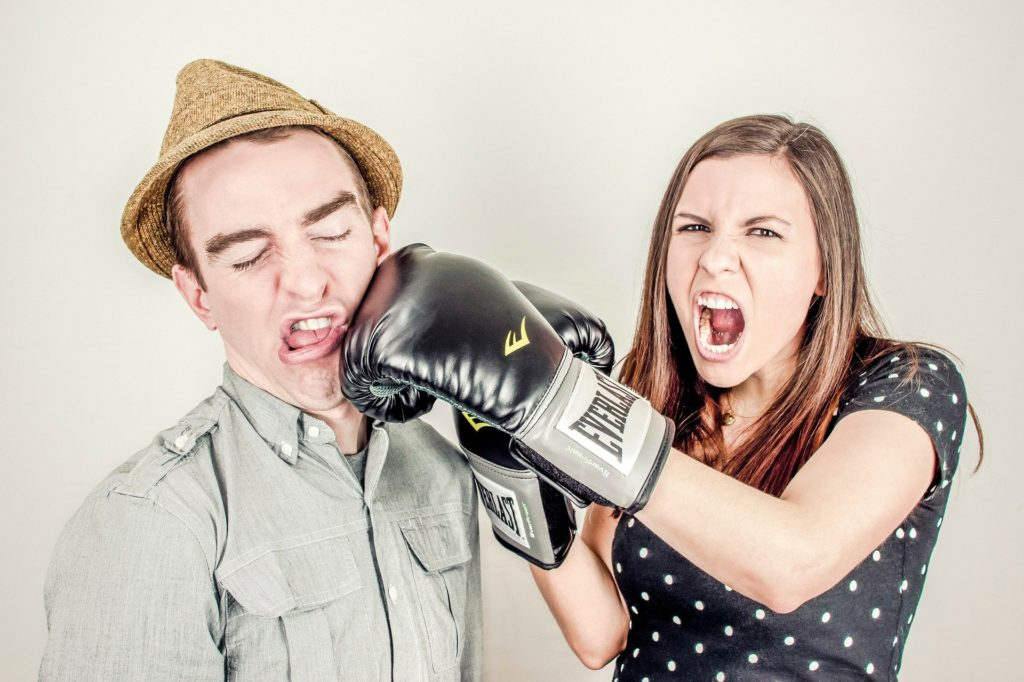 Generación de acuerdos para dejar de pelear con nuestra pareja