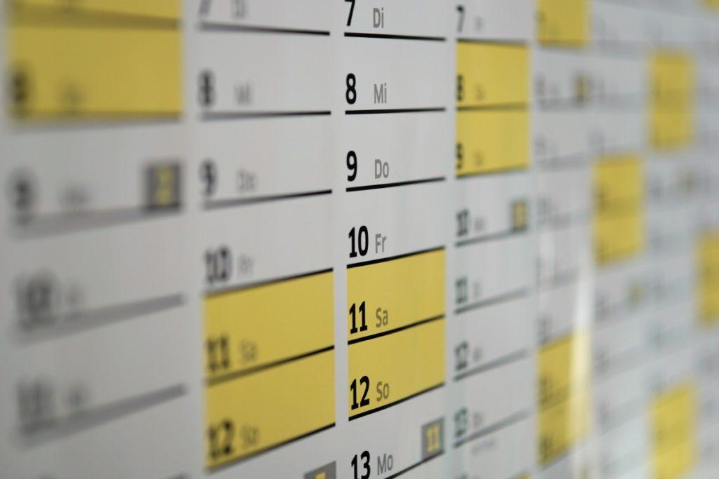 ¿Cómo organizarme para hacer home office? Horarios