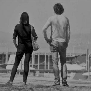 pareja sin buena relación distanciada por problemas